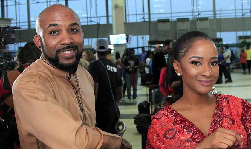 Banky W with Adesua Etomi, The Wedding Party 2