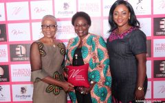 Guests at the EbonyLife International Women's Day celebration 1