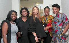 Guests at the EbonyLife International Women's Day celebration 12