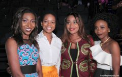 Guests at the EbonyLife International Women's Day celebration 9