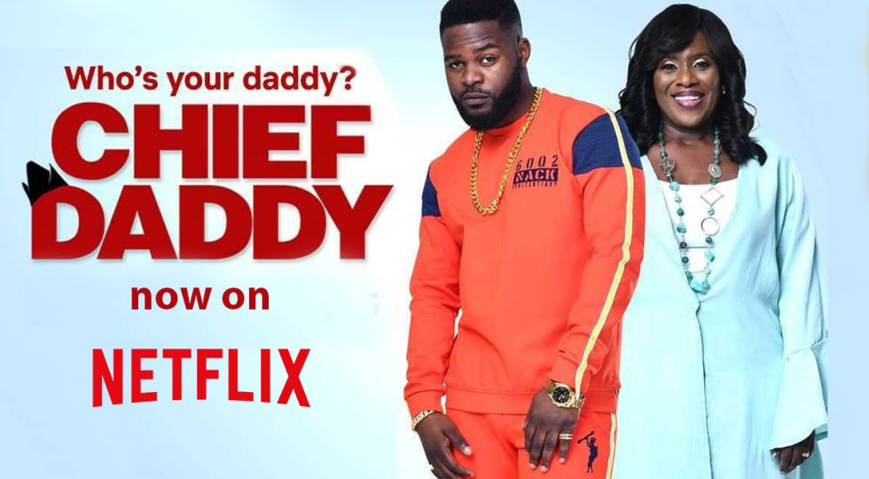 EbonyLife Films' Chief Daddy Netflix release party