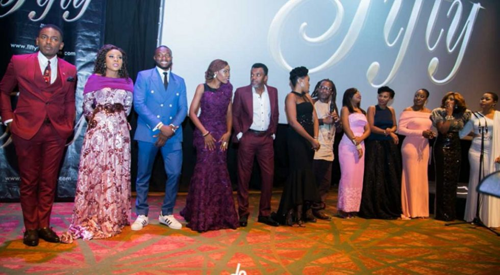 FIFTY, THE MOVIE, DEFINES MOVIE PREMIERE IN NIGERIA