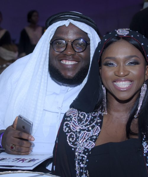 Isaac Geralds and Waje
