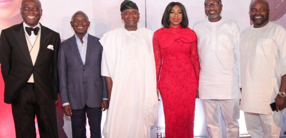 Audience falls in love with Royal Hibiscus Hotel at delightful Lagos premiere