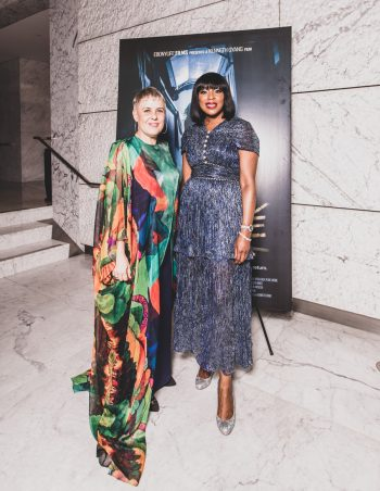 Mo Abudu and Heidi Uys, Producer, Oloture