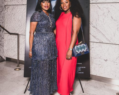 Mo Abudu and Temidayo Abudu, Producer, Oloture