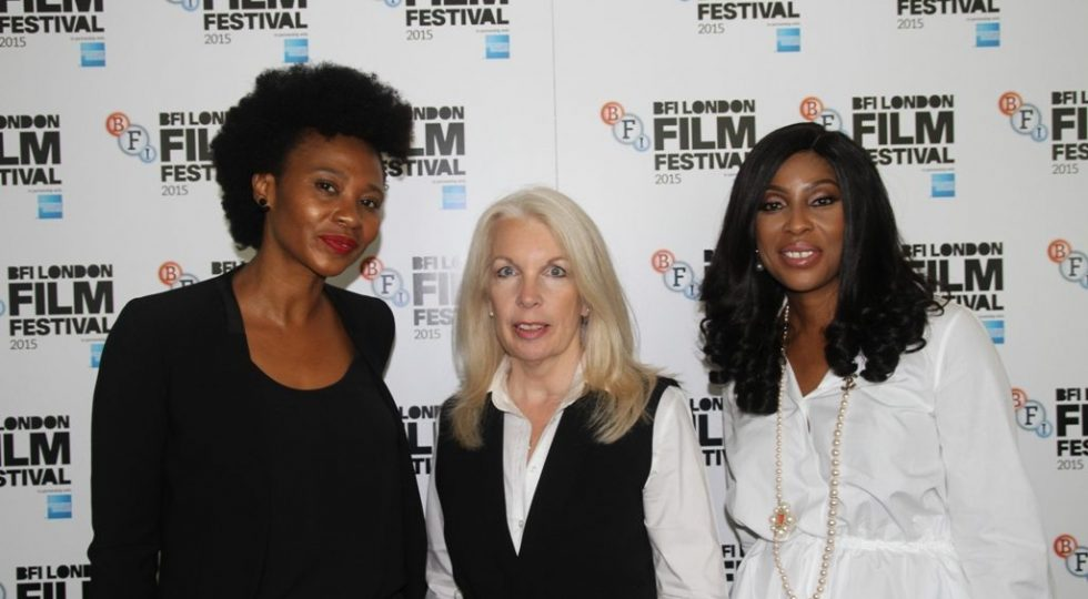 EBONYLIFE FILMS' 'FIFTY' TO PREMIERE AT THE BFI LONDON FILM FESTIVAL