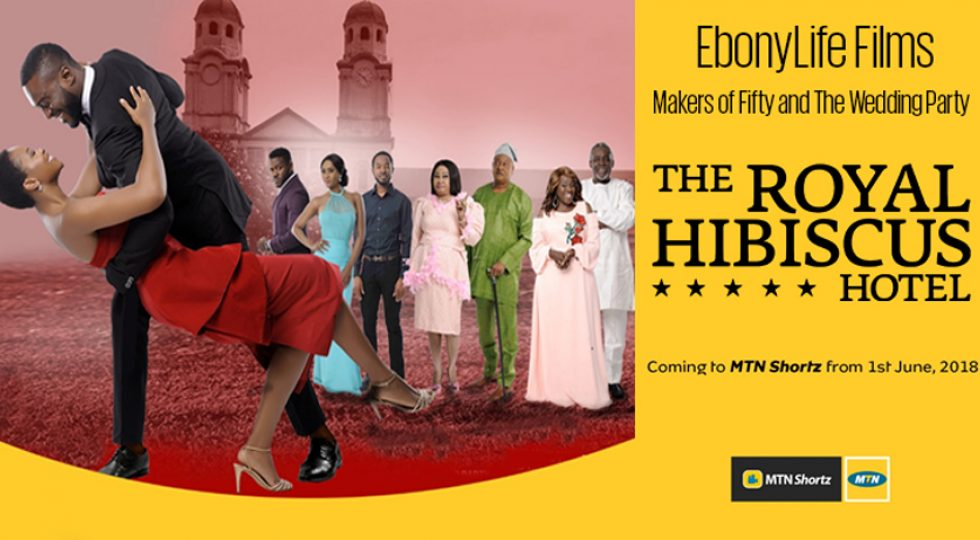 Royal Hibiscus Hotel to be available on MTN network