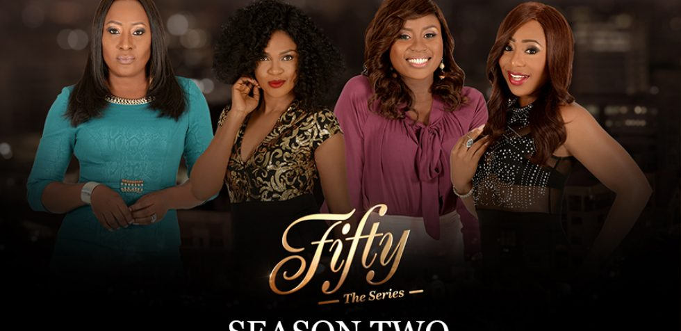 They're back! The ladies of 'Fifty' bring more drama, scandal and intrigue to an explosive second season
